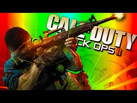 Black Ops 2 Party Game Fun with The Crew!