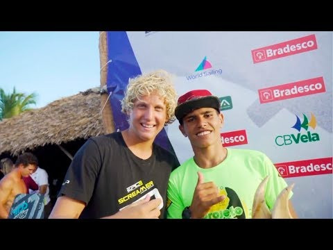 BRAZIL Twin Tip YOUTH WORLD CUP race 2017