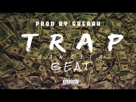 "Trap Mafia Beat "" Gangsta Instrumental "" ( Prod. By Gherah )"