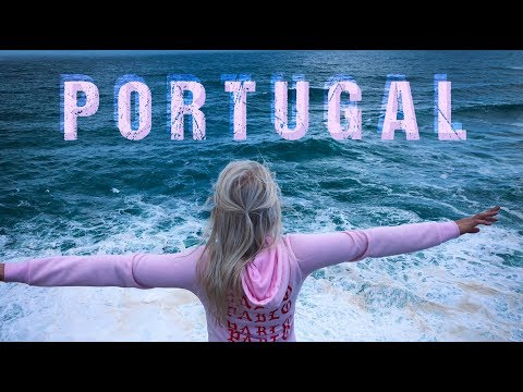 Portugal Road Trip | Sintra, Nazare Big Waves & Douro Valley
