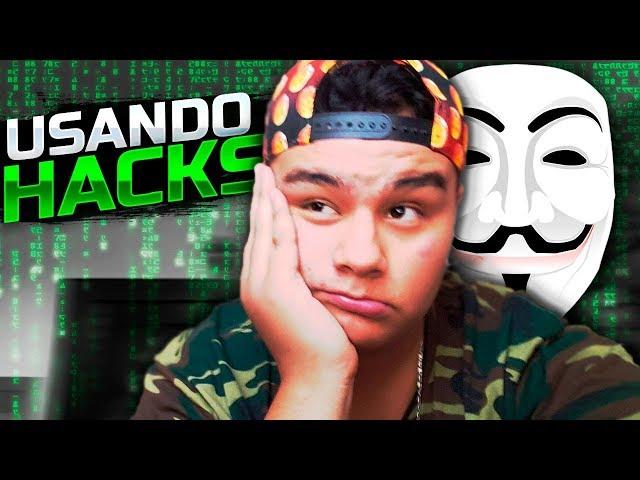 Utilizo Hacks Por Primera Vez FREE FIRE