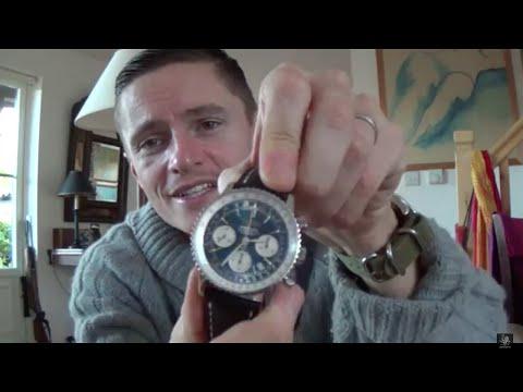 Breitling Cosmonaute Flyback