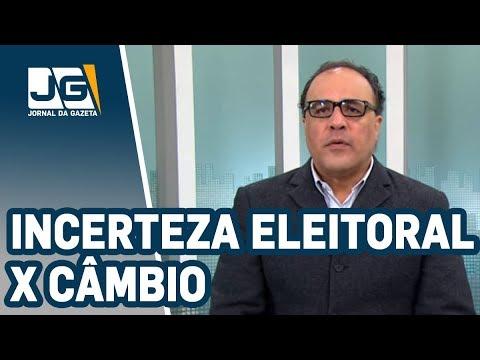 Vinicius Torres Freire/Incerteza eleitoral projeta-se no câmbio