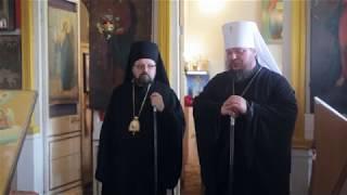 Слово митрополита Ферапонта в день памяти преподобного Ферапонта Монзенского