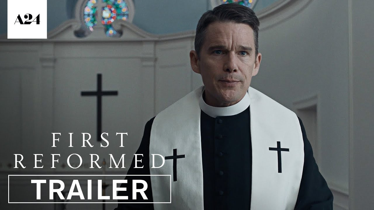 First Reformed Trailer Deutsch