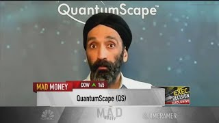QuantumScape CEO defends its data after Scorpion Capital short report