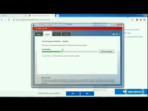 Free Antivirus    Microsoft Security Essentials   Tamil