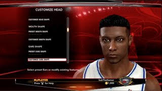 NBA 2k13 MyCAREER - The Creation of The Brown Mamba - Nba 2k13 MyPLAYER Athletic SG ft. SubTheGamer