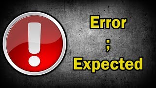 How to fix asp.net identifier expected error