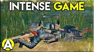 INTENSE GAME - PLAYERUNKNOWN'S BATTLEGROUNDS (Duo)