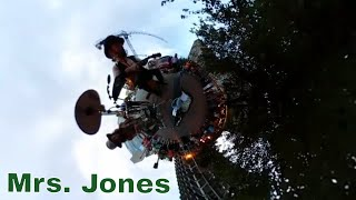 Mrs Jones Chris Rodrigues amp Spoon Lady tiny planet