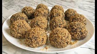 """Настоящее Печенье """"Каштаны"""" Лучший Рецепт!!! / Печенье с Орехами / Cookies Chestnuts"""