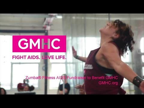 MarblePlayTV: Zumba® Fitness AIDS Fundraiser to Benefit GMHC at Chelsea Piers