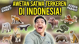 BATU SECRET ZOO PART 3 | JAWA TIMUR PARK 2 | MUSEUM AWETAN SATWA TERKEREN DI INDONESIA!