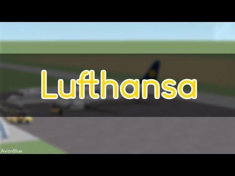 ROBLOX   Lufthansa   Embraer E195 Investor Flight