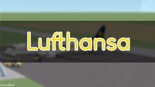 ROBLOX | Lufthansa | Embraer E195 Investor Flight