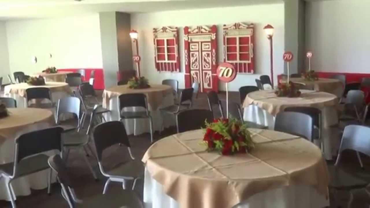 70 a os papas de camilo motivo paisa agosto 22 2015 youtube for Decoracion 70 s