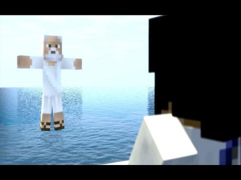 Jonah and the Whale (Minecraft Bible Story Machinima)