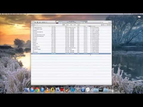 How to Increase a Song's Plays iTunes 11