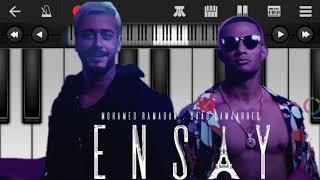 Mohamed Ramadan & Saad Lamjarred - Ensay - Arabic&English lyrics - محمد رمضان وسعد المجرد  - إنساي
