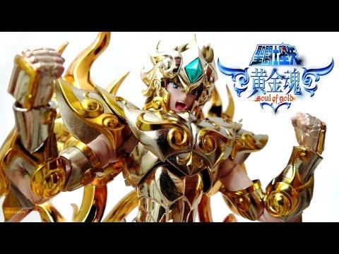 Cloth Myth EX Aioria Soul of Gold Review / DiegoHDM