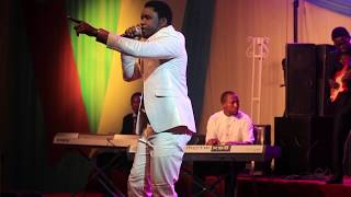 Jesus promised - Jimmy D Psalmist. LIVE
