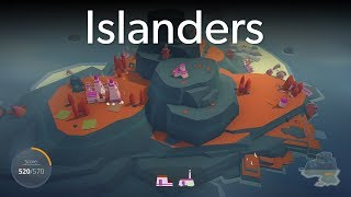 Islanders PC review: A zen city building puzzle game