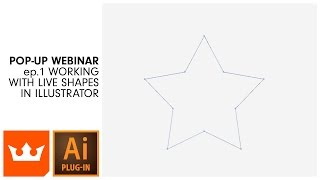 Webinar | ep.1 Working with Live Shapes in Illustrator