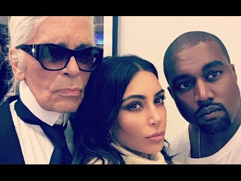 Kim Kardashian Robbery | Karl Lagerfeld: 'Cannot Display Your Wealth'