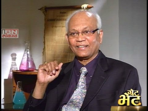 Great Bhet : Dr Raghunath Mashelkar (Part 1)