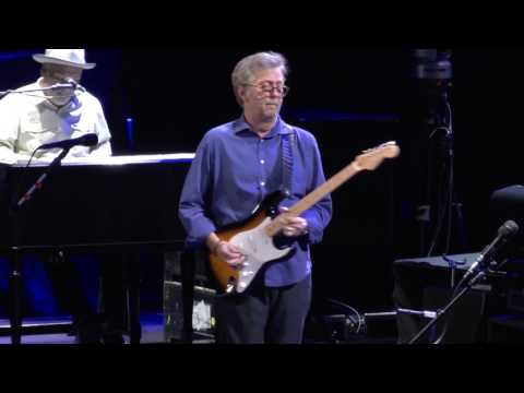 Eric Clapton - I Shot the Sheriff RAH 15 May 2015