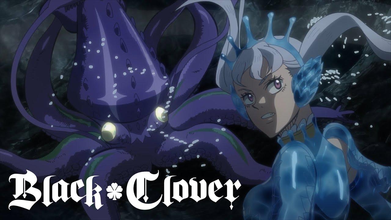 Noelle contre le kraken ! | Black Clover