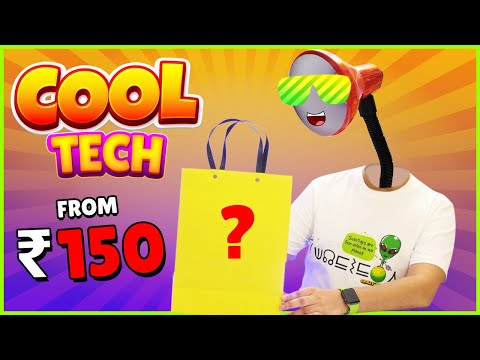 Top Tech Amazon Gadgets / Accessories from Rs.150