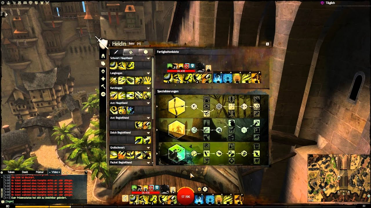 Guild Wards  Build