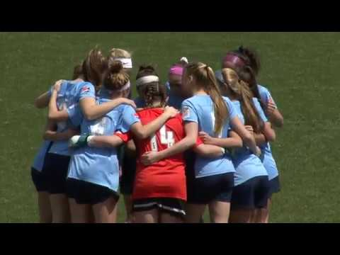 Girls' Development Academy Spring Showcase:  U-16/17 LAFC Slammers vs. Sky Blue - PDA