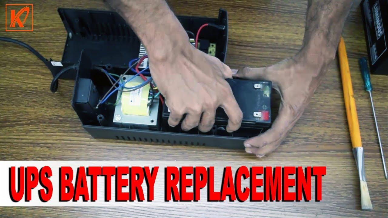 Resultado de imagen para ups battery replacement