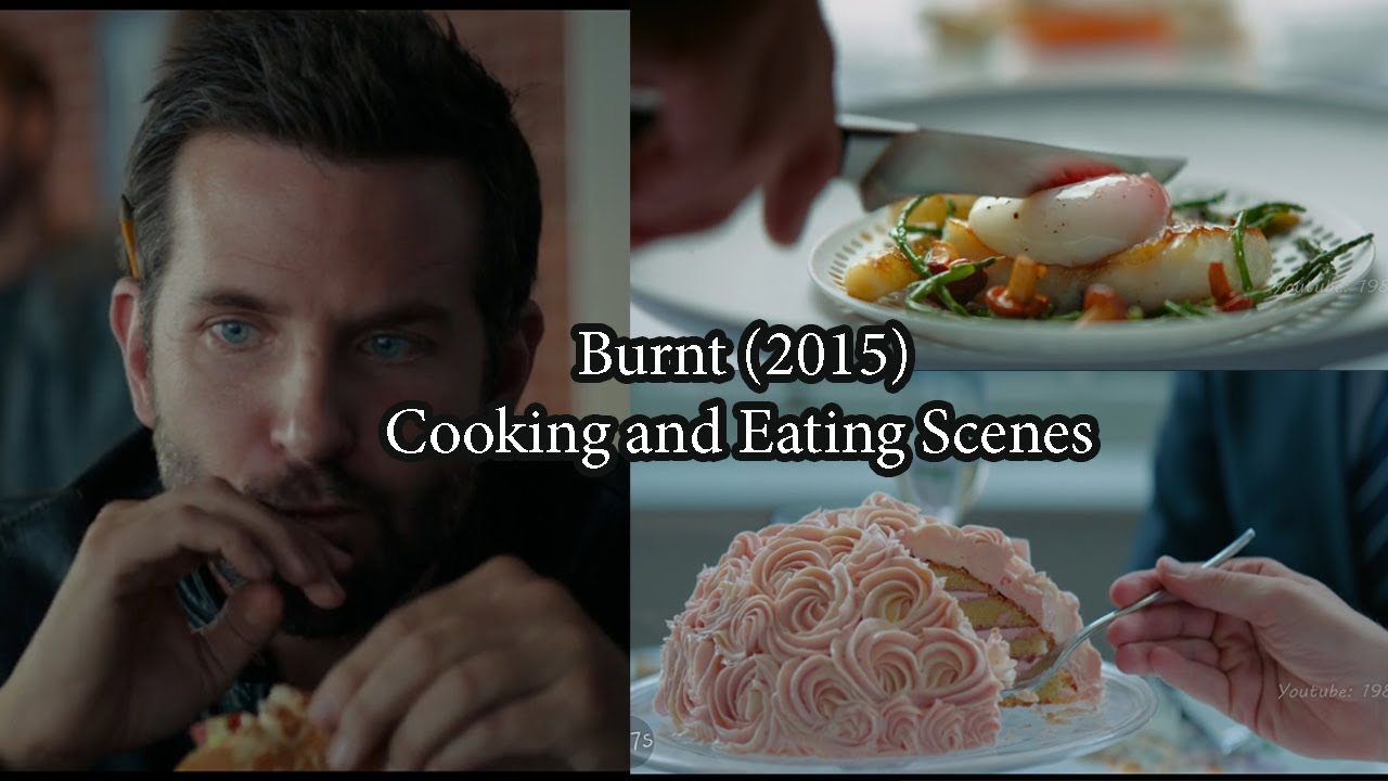 Download Burnt 2015 | Cooking and Eating Scenes | Top Movies About Cooking