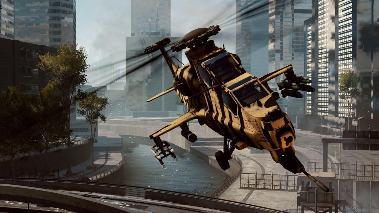 fly the chopper