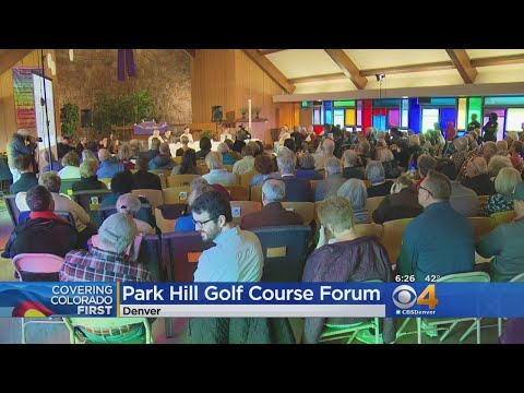 Community Forum Held On Future Of Park Hill Golf Club