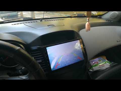 Опускание боковых зеркал при включении задней передачи Chevrolet Cruze.