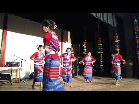 new garo dance rona sari fulbaro bibal