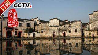 《记住乡愁 第三季》 20170110 第六集 安海镇——闽南侨乡 善行天下   CCTV-4