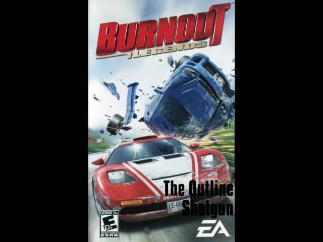 Burnout Legends PSP Full Soundtrack
