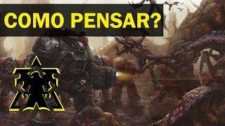 StarCraft 2 - Dica Iniciante: COMO PENSAR DE TERRANO!! [PT-BR]