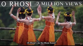 Tetseo Sisters - O Rhosi : The Dance Edit (Official Music Video) feat. United for Dance. {Subtitles}