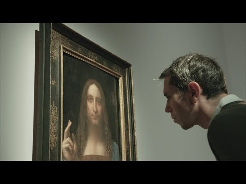 The Last Leonardo da Vinci – Salvator Mundi