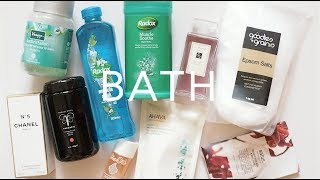 Bath Routine | My Favourite Products, Relaxing Bath Salts and Oils
