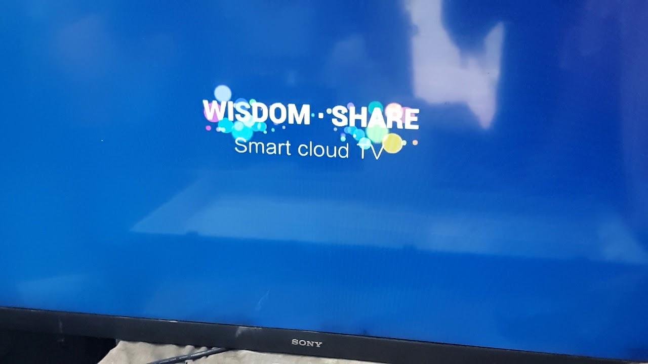 Smart tv wisdom share