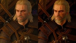 The Witcher 3: Wild Hunt - PS4-Patch 1.0.3 im Grafikvergleich