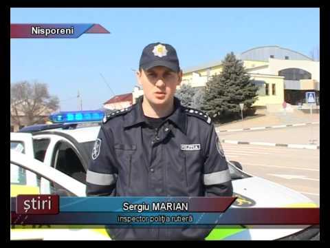 2015 03 09 S Nisporeni FLORI DIN PARTEA POLIȚIȘTILOR